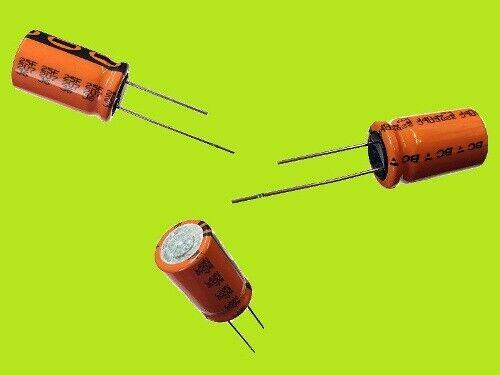 EDLC Superkondensator Ultra-Kondensator SuperCap 2,7V 25F 16x25mm 1 x