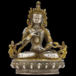 Vajrasattva-Buddha-personaggio-21cm-Tibet-statua-di-bronzo-doppeldorje-Asia-Lifestyle