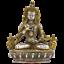 Vajrasattva-Buddha-personaggio-21cm-Tibet-statua-di-bronzo-doppeldorje-Asia-Lifestyle miniatura 1