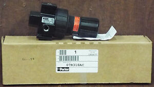 "1 NEW PARKER 07R318AC 1/2"" REGULATOR ***MAKE OFFER***"