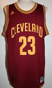 60746779d30b Image is loading LeBron-James-23-034-Cleveland-034-Cavaliers-Swingman-
