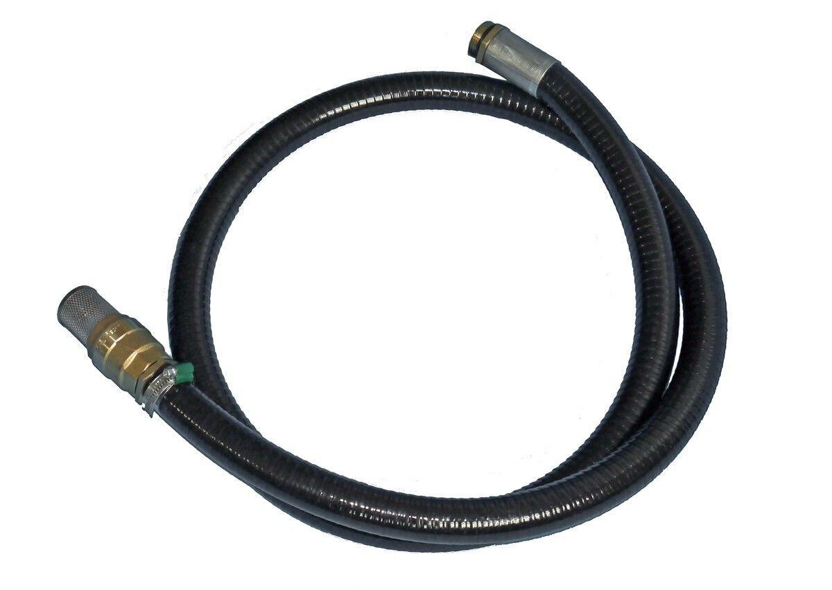 3m Saugschlauch Saugschlauch Saugschlauch PVC-Schlauch 25mm 1  für Dieselkraftstoff Heizöl und Schmieröle | Geeignet für Farbe  | Marke  | Mangelware  aa63bb