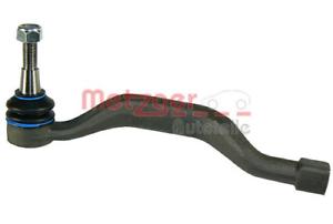 Spurstangenkopf für Lenkung Vorderachse METZGER 54040701