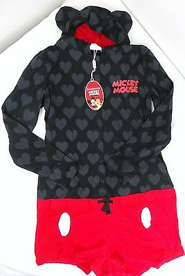Peter Alexander Womens- Disney Minnie Jumpsuit/ Onesie- Pj's- BNWT- Choose Size