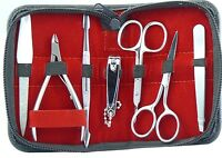 Manicure Kit Tools Set Male,& Female Professional Quality Nail7 Pieces