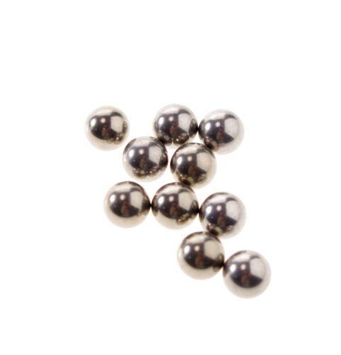 8mm Diameter Carbon Steel Bearing Balls Each Bid for 50 pieces