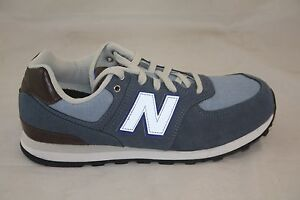best sneakers 4ad1f 18f7a Details about KIDS SHOE NEW BALANCE 574 CRUISIN GS BOYS ATHLETIC SNEAKERS  KL574U2G