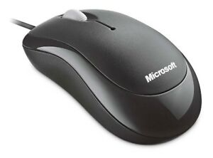 Microsoft-Wired-Basic-Optical-Mouse-for-Business-Black-Brand-New-4YH-00005