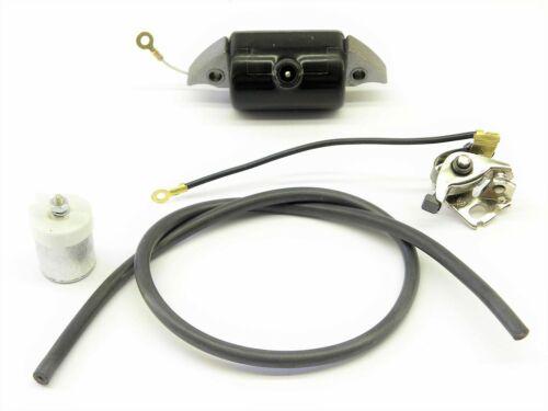 Zündspule Unterbrecher Kondensator Ersatzteile für Zündung Gutbrod Agrozet MF70