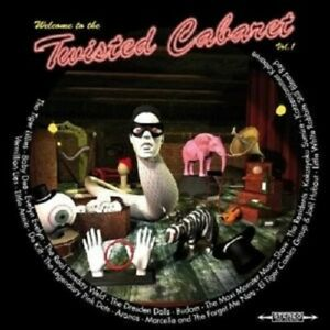 Twisted-Cabaret-Vol-1-CD-ALTERNATIVE-ROCK-New-Budam-De-Kift-Baby-Dee-uvm