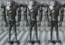 3x LEGO Star Wars Minifigure Super Battle Droid Minifig with blaster arm