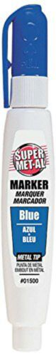 Super Met-Al 1296-1500 Squeeze Action Paint Marker For All Surfaces