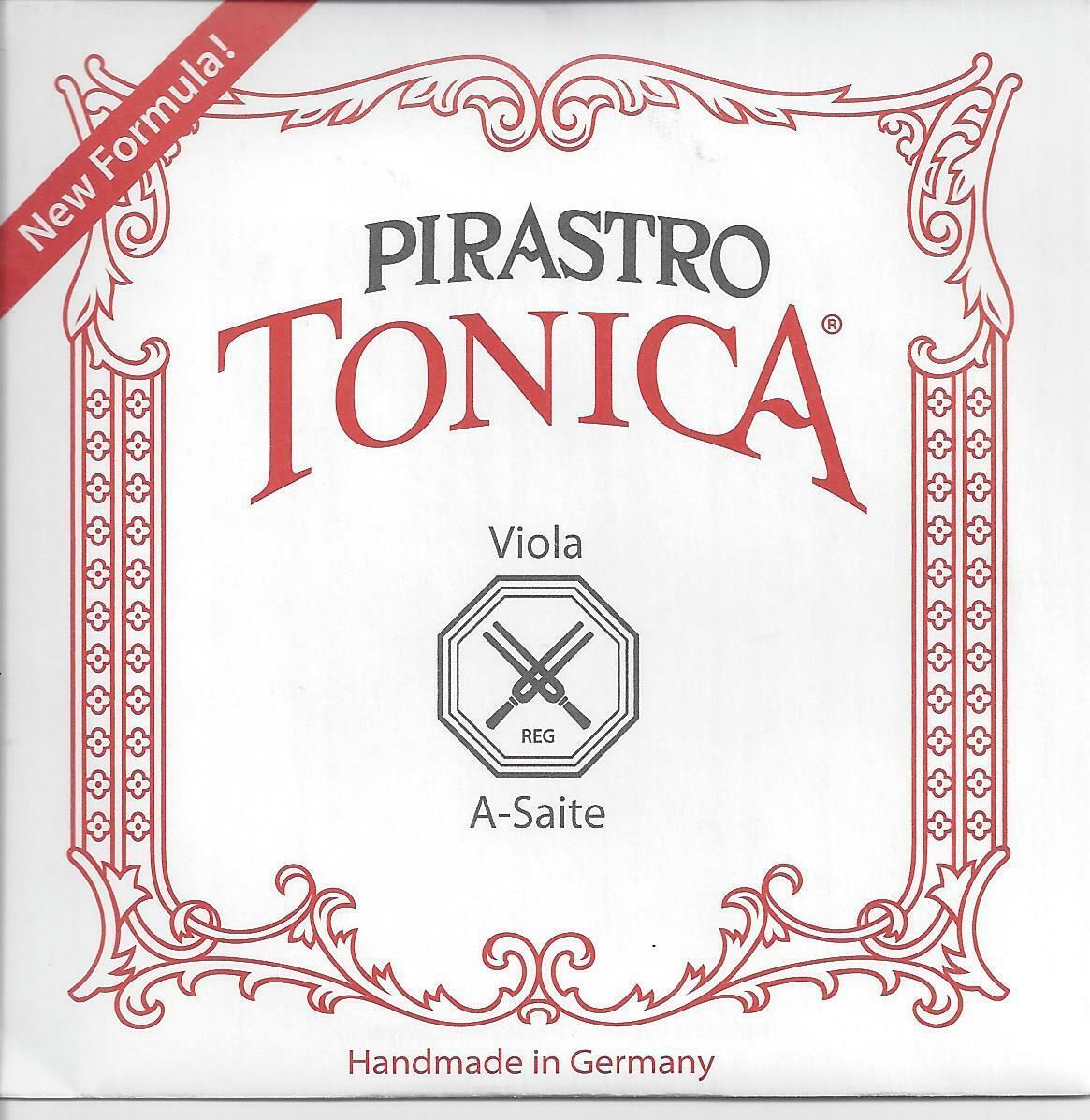 """Pirastro TONICA /""""Neue Formula/"""" Violasaite A  wahlweise 4//4 und 3//4-1//2"""
