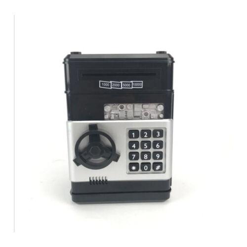 Spartresor Spardose Tresor Mini Safe Sparbüchse Zahlenschloss DHL