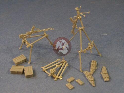 Resicast 1//35 Bren Light Machine Gun and Tripod 352272 3 kits and Accessories