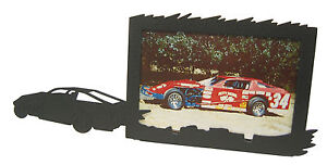 Modified-Race-Car-Picture-Frame-4-034-x6-034-H-Racing