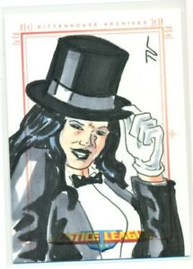 DC-COMICS-JUSTICE-LEAGUE-SKETCH-CARD-of-ZATANNA-by-TOM-VALENTE-1-1