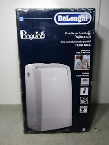 Delonghi Pinguino Paccn120e 12 000 Btu Portable Air