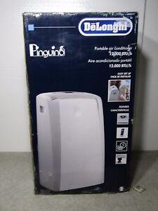 Delonghi Paccn120e 12 000 Btu Portable Air Conditioner Ebay