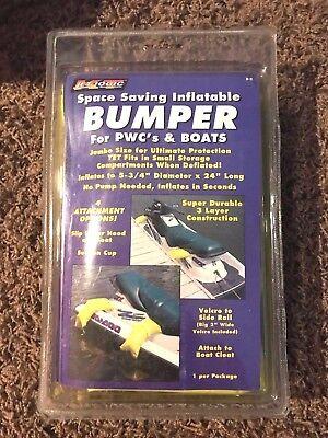 Kwik Tek PWC Bumpers Black  SB-4