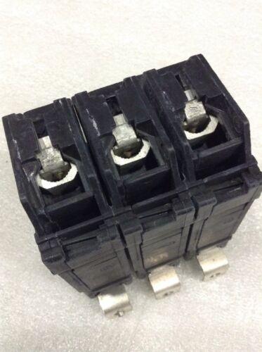 THQB32100 General Electric Circuit Breaker 3 Pole 100 Amp 240V New