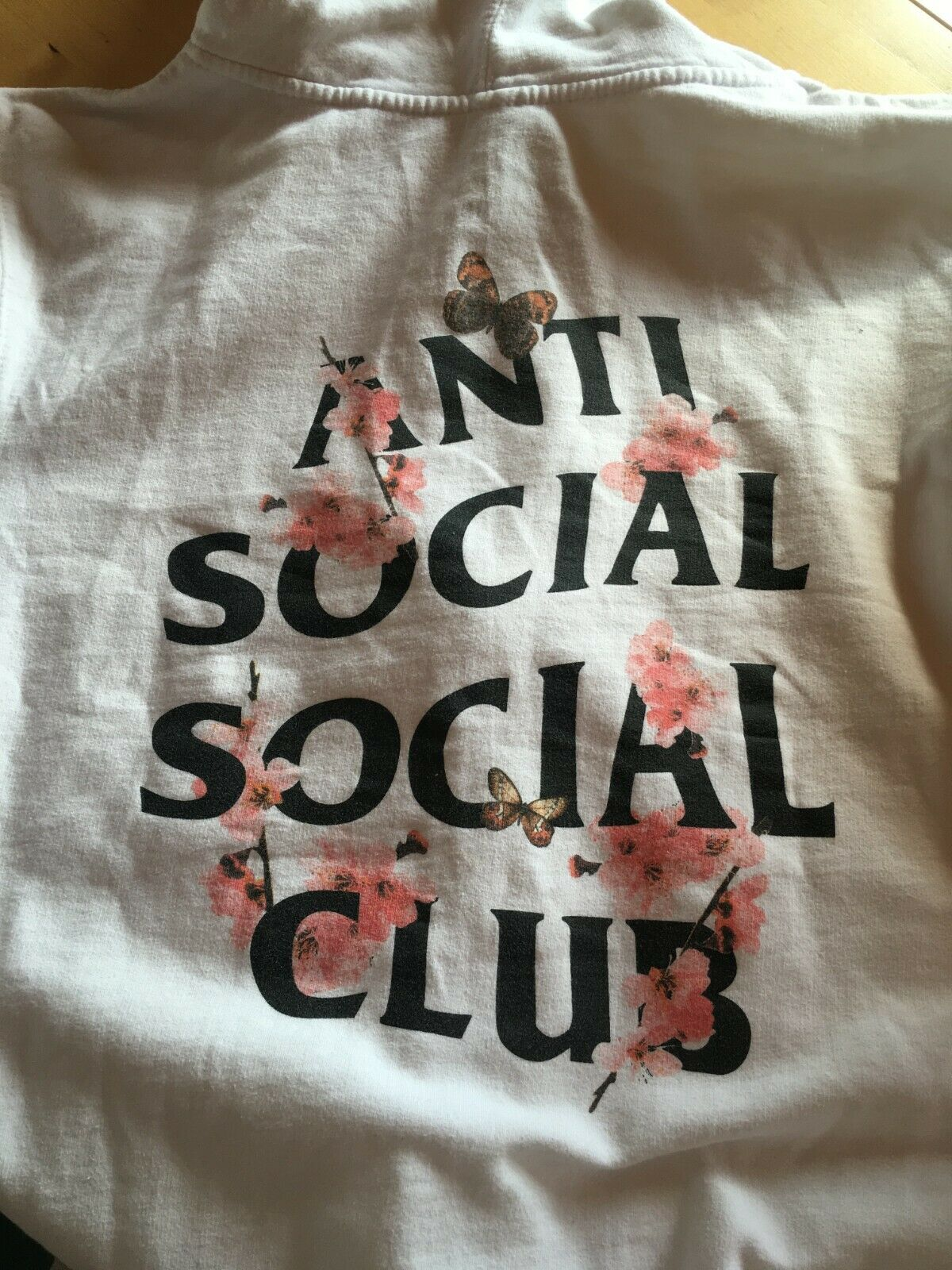 UNAVAILABLE. Can't figure out how to cancel. anti social social club hoodie