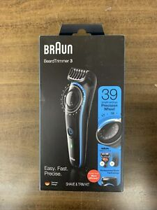 Braun Beard Trimmer 3 for Men BT3240 New In The Box Free Shipping