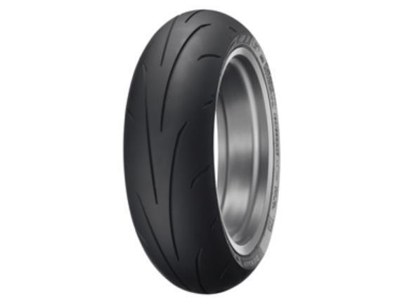 Dunlop Sportmax Q3 Rear Motorcycle Tire 180/55-ZR17 32SM-32
