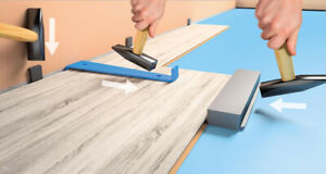 Wood Flooring Laminate Installation, Laminate Flooring Installation Kit