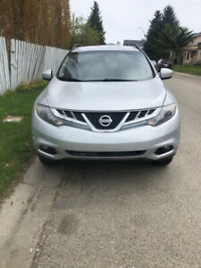 2012 Nissan Murano Sv Base model cheapest price in kijiji