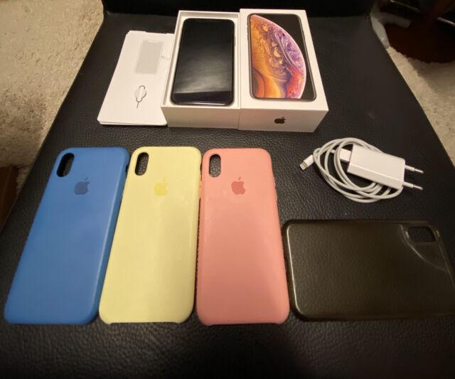 Apple iPhone XS - 256 Go-or (SANS SIMLOCK) a2097 (GSM)