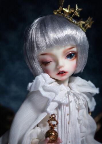 Face Makeup 1//6 BJD Doll Boy Carter Resin Unpainted Body Doll Eyes