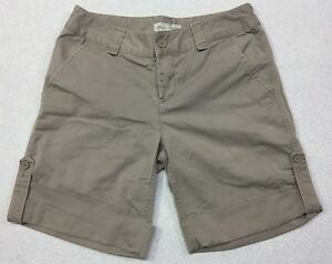 GIORDANO-Khakis-Men-039-s-short-size-28-Beige-waist-30-034-Stretch-cotton