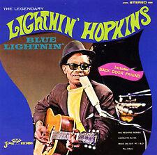 LIGHTNIN' HOPKINS Blue Lightnin' JEWEL RECORDS Sealed Vinyl LP