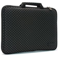 "Samsung ATIV XE700T1C 11.6"" Case Sleeve Women's Bag Memory Foam Protect Crystal"