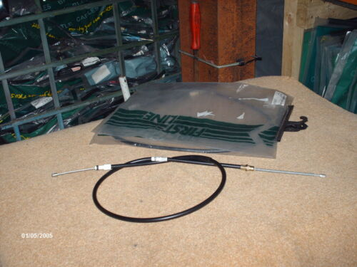 PEUGEOT 309 ALL ENGINES HANDBRAKE BRAKE CABLE L//H 1986~93  FKB1044 OE Quality
