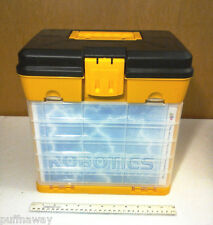 Custom ORGANIZER / Storage Bin System for your LEGO Mindstorms RCX Set - LOOK!!!
