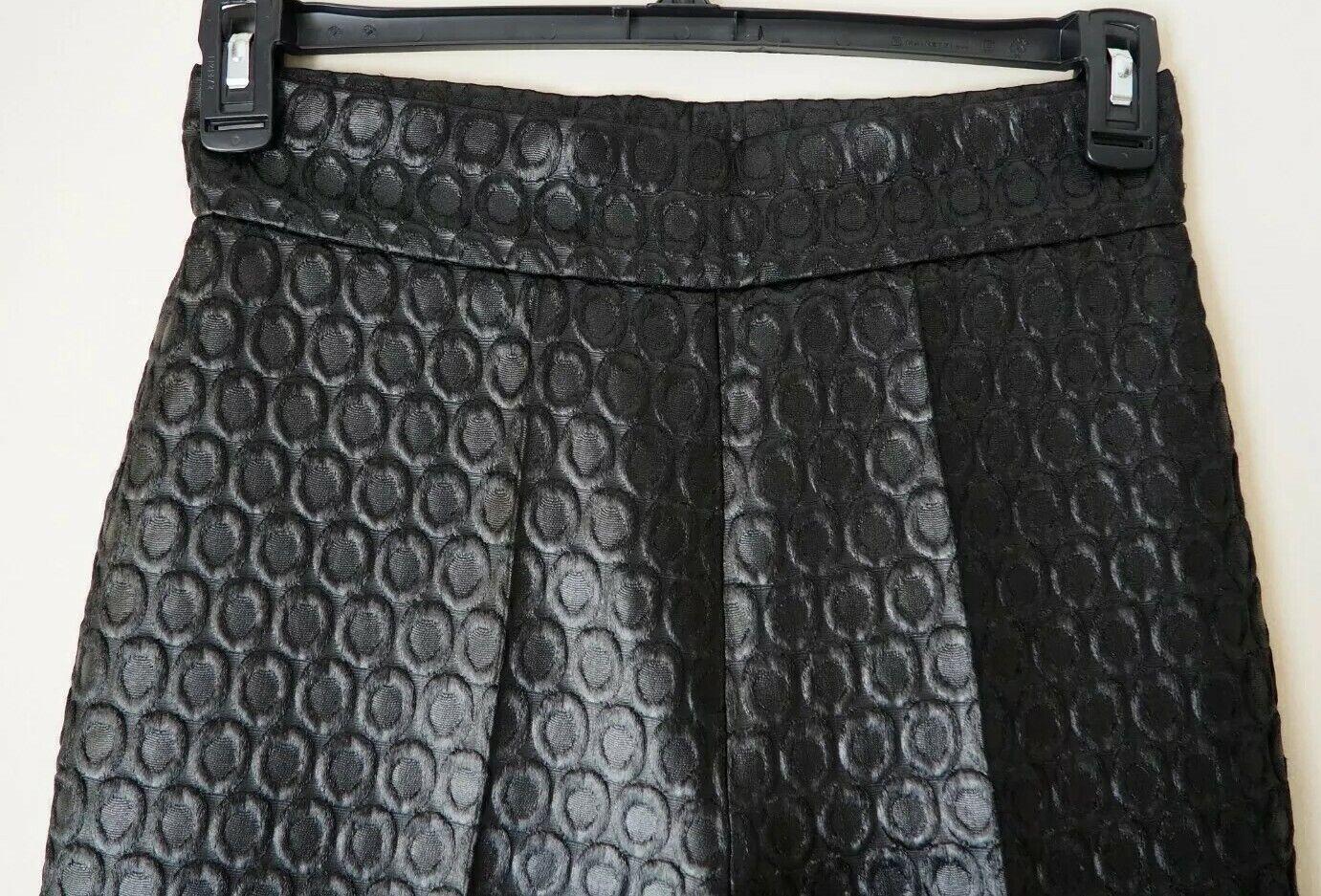 PRADA 1990's Vintage Pants Trousers Circular Desi… - image 4