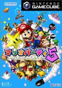 USED-Gamecube-Mario-Party-5