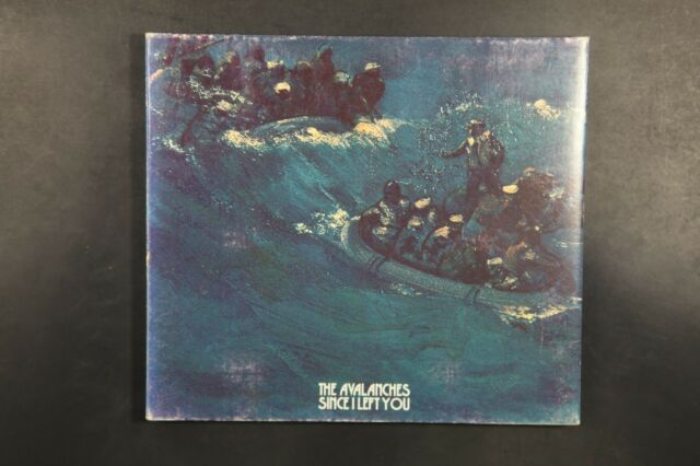 The Avalanches – Since I Left You (C419)