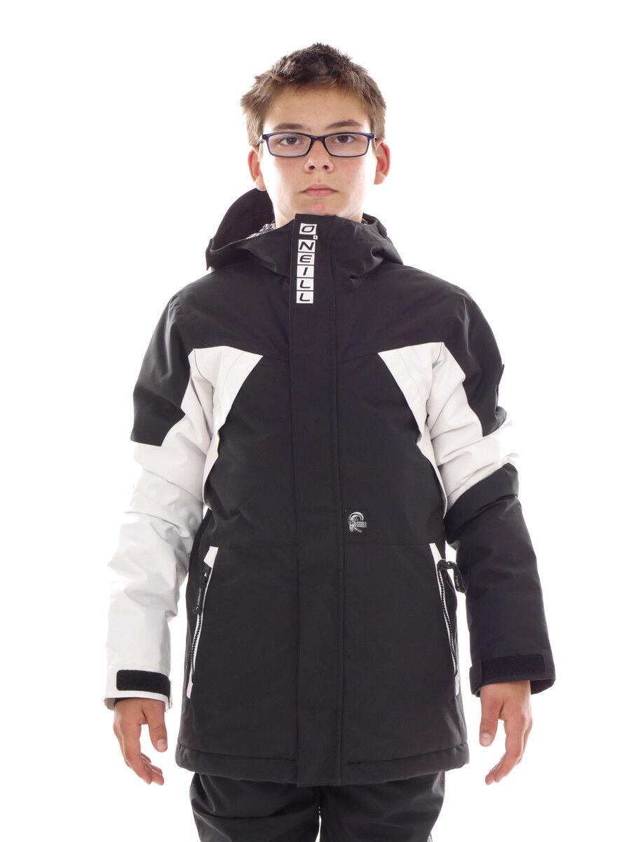 O` Neill Chaqueta Esquí Snowboard X-Treme Negro Cierres Reciclado