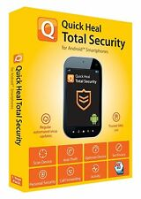Quick Heal Total Security for Android Smartphone Mobile - 1Year