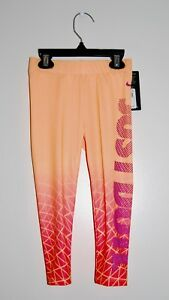 f1c3ab0a64d69 NWT Nike Toddler Girls Orange Ombre JUST DO IT Dri-Fit Sport ...