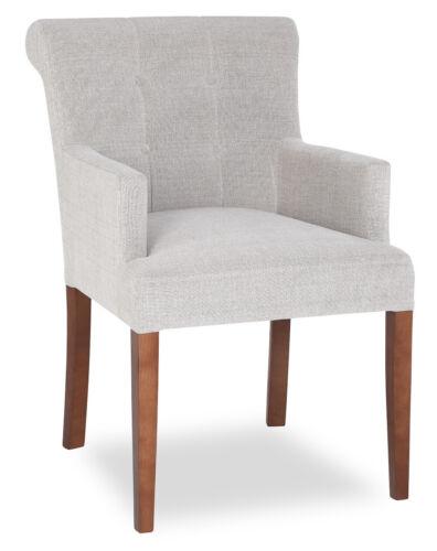 Lehn Chair Restaurant Industrial 2x Designer Chairs Seat Pads Set Chesterfield