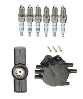 Mazda Mx-6 V6 2.5l 93-94 Ignition Kit Distributor Cap & Rotor & Plugs Yec/denso on sale