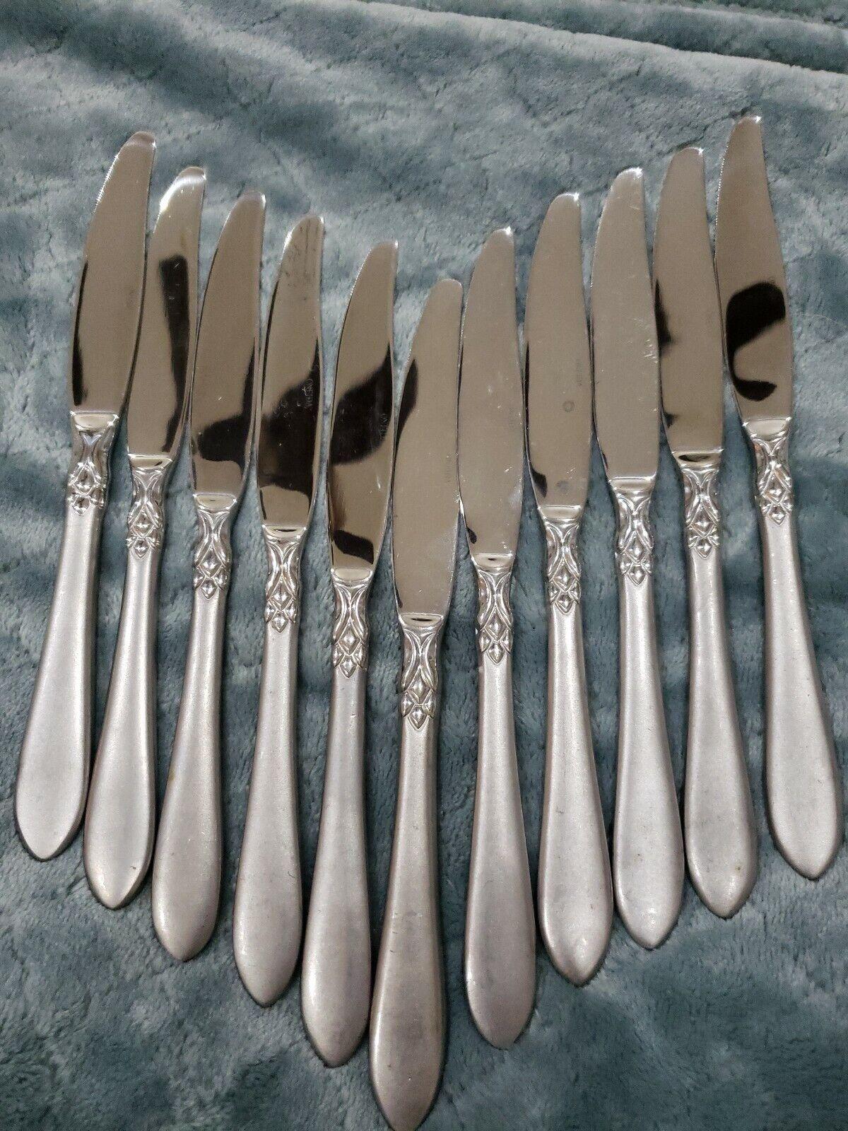 ONEIDA  Simba  inoxydable 18 10 11 couteaux