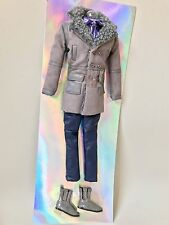 """FASHION ROYALTY CONVENTION STYLE LAB COLOR INFUSION MALE DOLL 12"""" OUTFIT 3"""