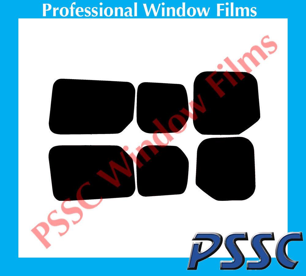 PSSC Pre Cut Rear Car Window Films - Ford Transit Connect Kombi 2014 to 2016