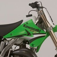 Ims Oversized 3.1 Gallon Fuel Gas Tank Green Kawasaki Kx125 Kx250 Kx 2003-2005