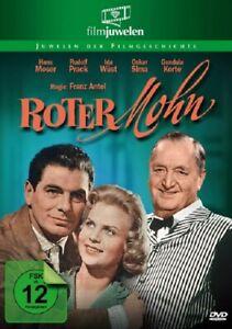 ROTER-MOHN-MIT-HANS-MOSER-UN-MOSER-HANS-DVD-NEU